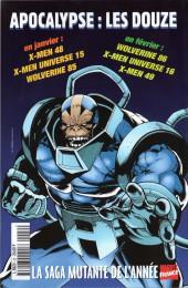 Verso de Iron Man (Marvel France - 1999 - Retour des héros) -22- Ultime danger