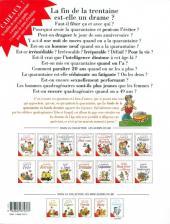 Verso de Le guide -6b99- Le guide de la quarantaine