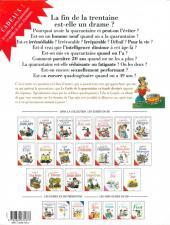 Verso de Le guide -6c01- Le guide de la quarantaine