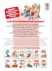 Verso de Le guide -6d11- Le guide de la quarantaine