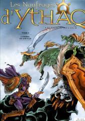 Verso de Les naufragés d'Ythaq (France Loisirs) -2- Le soupir des étoiles / L'ombre de Khengis