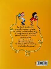 Verso de Anatole Latuile -5- Ultra top secret !