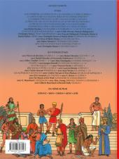 Verso de Alix (Les Voyages d') -14b- Jérusalem
