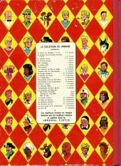 Verso de Alix -2a1957- Le Sphinx d'or