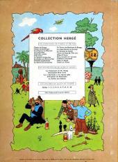 Verso de Tintin (Historique) -5B30- Le lotus bleu
