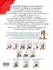 Verso de Le guide -7a98- Le guide de la drague