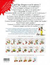 Verso de Le guide -7a99- Le guide de la drague