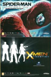Verso de X-Men (Marvel France 2e série - 2011) -8- Quarantaine