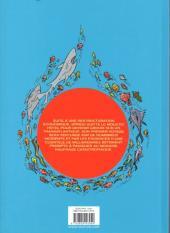 Verso de Spirou et Fantasio (Une aventure de.../Le Spirou de...) -6a- Panique en Atlantique