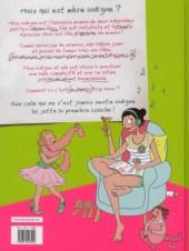 Verso de Chroniques d'une mère indigne -1- Une maman (presque) parfaite !