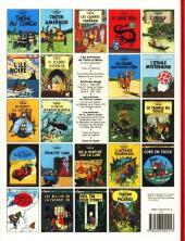Verso de Tintin (Historique) -22C8- Vol 714 pour Sydney