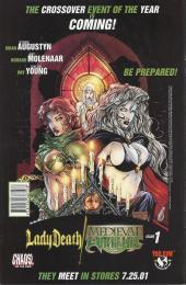 Verso de Lady Death : Alive (2001) -3- Eater of souls