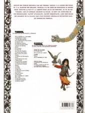 Verso de Thorgal (Les mondes de) - Louve -1- Raïssa