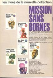 Verso de Belles histoires et belles vies -10b- Saint Jean Bosco