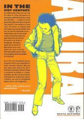 Verso de Akira (2000) -3- Book three