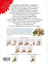 Verso de Le guide -10a98- Le guide des amis