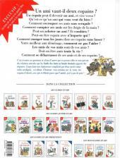 Verso de Le guide -10b08- Le guide des amis