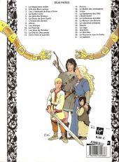 Verso de Thorgal -18b04- L'Épée-soleil