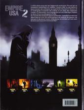 Verso de Empire USA -11- Saison 2 - Tome 5