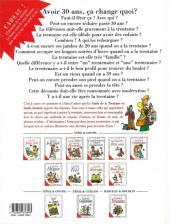 Verso de Le guide -11a98- Le guide de la trentaine