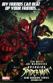Verso de Ghost Rider Vol 7 (Marvel - 2011) -4- (sans titre)