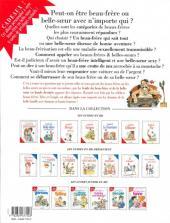 Verso de Le guide -13a2005- Le guide du beau-frère et de la belle-sœur