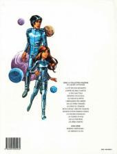 Verso de Valérian -2c1994- L'empire des mille planètes