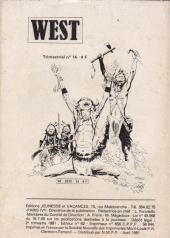 Verso de Archie (Jeunesse et Vacances) -53- La bête hurlante