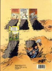 Verso de Pierre Tombal -2a1988- Histoires d'os