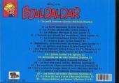 Verso de Bouldaldar et Colégram -2a- Les aventures de Polochon (Le petit homme version Bravo)