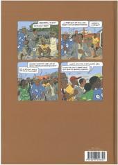 Verso de Aya de Yopougon -6FL- Volume 6