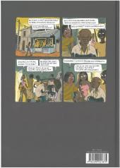 Verso de Aya de Yopougon -1FL- Volume 1