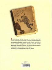 Verso de On les aura ! (Barroux) - Carnet de guerre d'un poilu (août, septembre 1914)