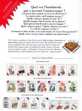 Verso de Le guide -14b11- Le guide du joyeux anniversaire