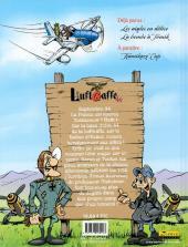 Verso de Luftgaffe 44 -2- La bombe à Tomik
