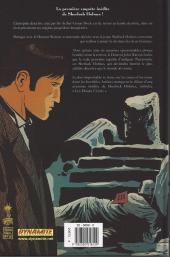 Verso de Sherlock Holmes (Beatty/Indro) -1- Les origines 1/2