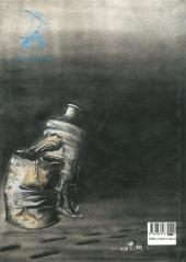 Verso de Pacush Blues -2a1987- Second souffle : Jefferson ou le mal de vivre