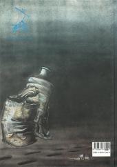 Verso de Pacush Blues -2b1990- Second souffle : Jefferson ou le mal de vivre