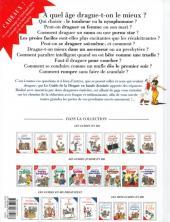 Verso de Le guide -7b08- Le guide de la drague