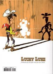 Verso de Lucky Luke - La collection (Hachette 2011) -9- Ma Dalton