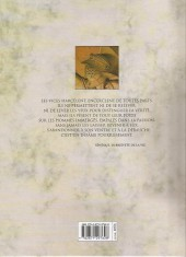 Verso de Murena -5a2006- La déesse noire