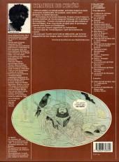 Verso de L'ombre du corbeau - Tome a1985
