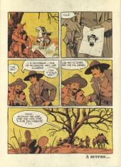 Verso de Texas Cowboys -1MR3831- Hell's Half Acre