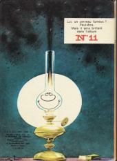 Verso de Gaston -10a1974- Le géant de la gaffe