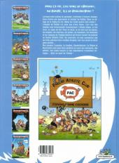 Verso de Les rugbymen -2a2008- Si on gagne pas, on a perdu !