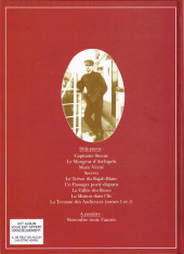Verso de Théodore Poussin -1a97- Capitaine Steene