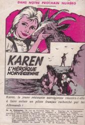 Verso de Frimousse et Frimousse-Capucine -168- Une fille sur deux planches