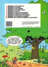 Verso de Sibylline -2a1984- Sibylline en danger