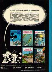 Verso de Spirou et Fantasio -10c72- Les pirates du silence