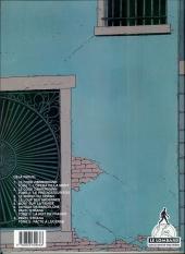 Verso de Victor Sackville -6a1994- L'otage de Barcelone